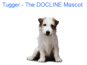 Tugger - the DOCLINE mascot